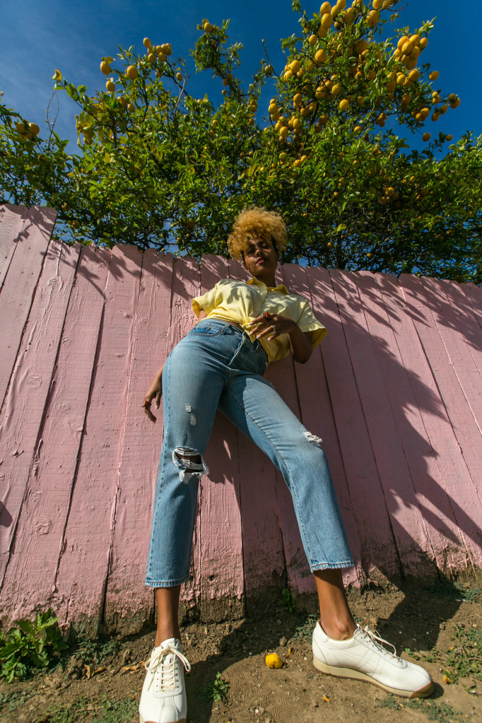 levis wedgie fit jeans-rsee-summer outfit idea-wear who you are-denim style